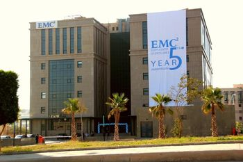 HDBC becomes an EMC2 partner